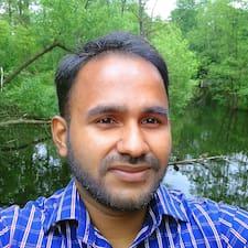 Användarprofil för Faisal