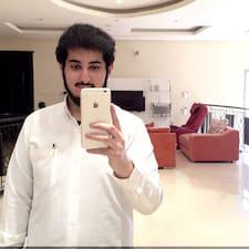 Perfil do usuário de Saud