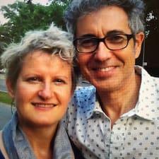 Profil utilisateur de Beata And Mariano
