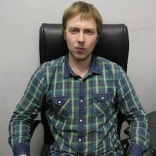 Gebruikersprofiel Vlad