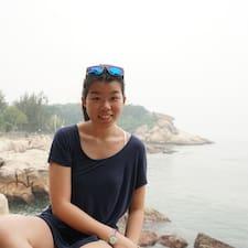 Janette felhasználói profilja