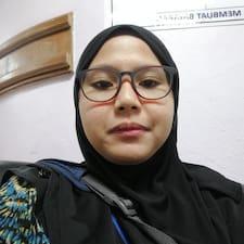 Amirahfarhanah - Profil Użytkownika