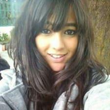 Shaina felhasználói profilja