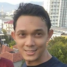 Idzham User Profile