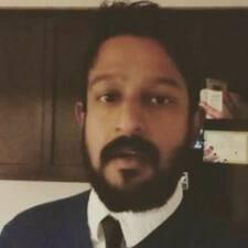Prithvi P User Profile