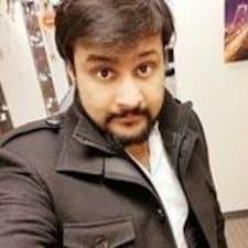 Devesh felhasználói profilja