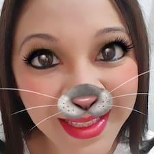 Profil utilisateur de Monica Elizabeth