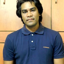Vinod Raghunath Singh Brugerprofil