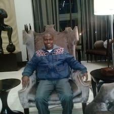 Gebruikersprofiel Piet Mbutana