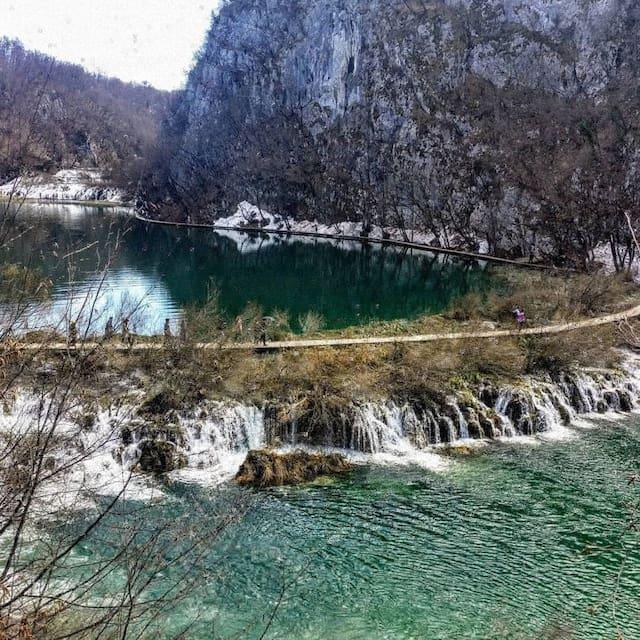 Guidebook for Plitvička Jezera