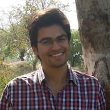 Perfil do utilizador de Aditya