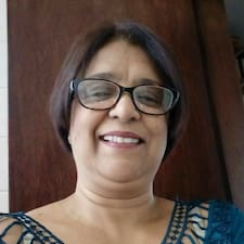 Regina felhasználói profilja