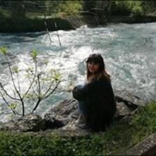 Maëva - Uživatelský profil