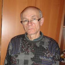 Henkilön Владимир käyttäjäprofiili