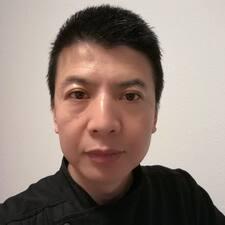 心海 felhasználói profilja