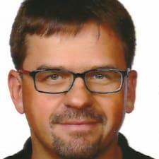 Användarprofil för Werner