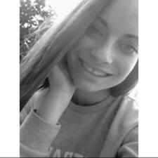 Cléa felhasználói profilja