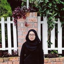 Profilo utente di Fatin Syafiqah