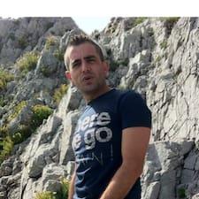 Användarprofil för Roberto