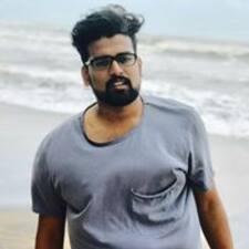 โพรไฟล์ผู้ใช้ Yaswanth Kumar Reddy