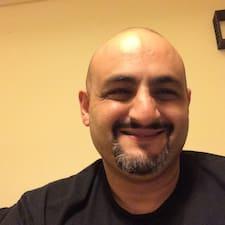 Tamer felhasználói profilja