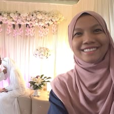 Nur Syazana User Profile