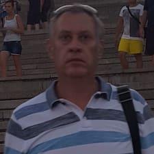 Profil utilisateur de Виталий