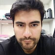 Perfil de usuario de Hugo Rodrigo