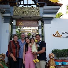 Asanak D'Angkor Boutique Host Team User Profile
