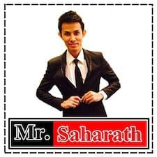 Profil Pengguna Saharath