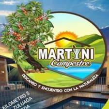 Martyni Kullanıcı Profili