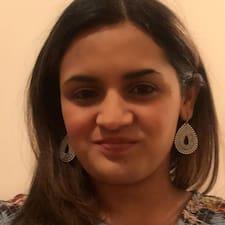 Henkilön Priya käyttäjäprofiili