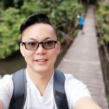 Gebruikersprofiel Wei Shin