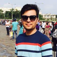 Profil utilisateur de Akash
