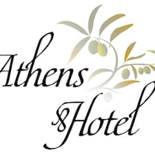 Athens Hotel User Profile