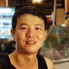 Jung Woo的用戶個人資料