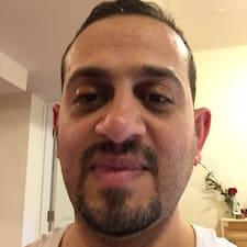 Mohanad felhasználói profilja