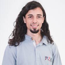 Användarprofil för Álvaro