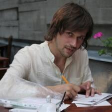 Milan Brukerprofil