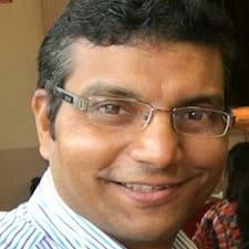 Profil Pengguna Pradeep
