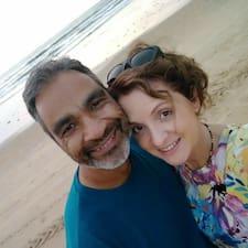 Profil utilisateur de Manohar And Tammi