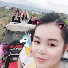 Profil utilisateur de 旻蕴