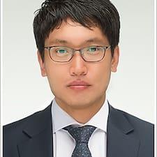 Heejun felhasználói profilja