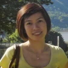 Meiyi felhasználói profilja