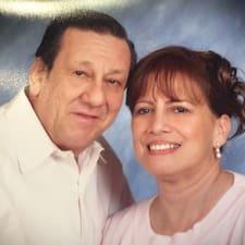 Angela Y Mario felhasználói profilja