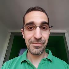 Darian felhasználói profilja
