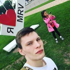 Nutzerprofil von Evgeniy
