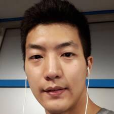 Profil utilisateur de 정용