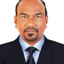Profil Pengguna Yaseen