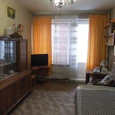 Användarprofil för Владимир